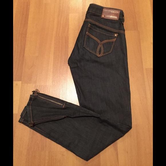Calvin Klein premium skinny jeans